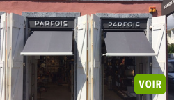Store d'extérieur le magasin Parfois