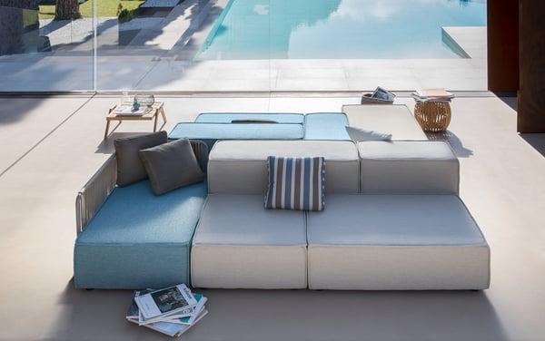 mobilier exterieur piscine