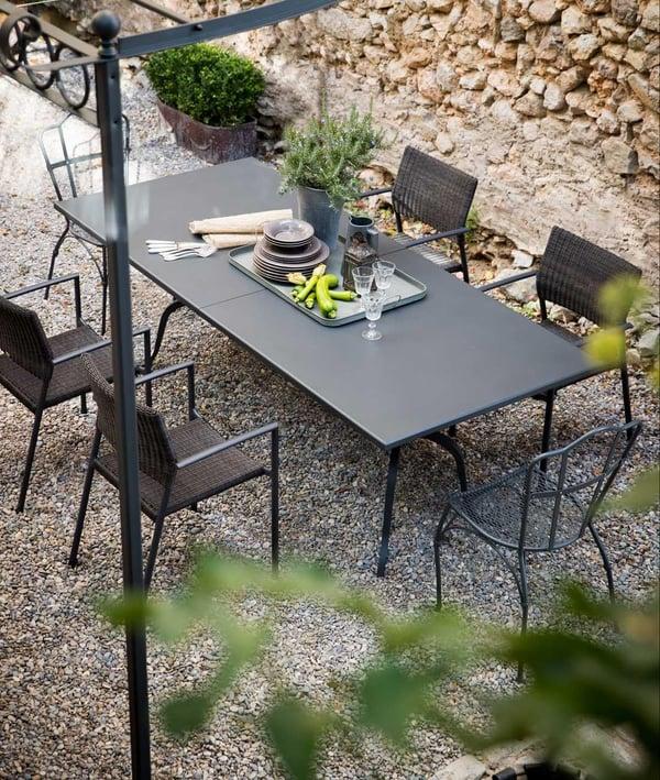 proteger-table-jardin-reunion-acier-galvanisé