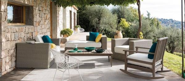 mobilier de jardin entretien facile