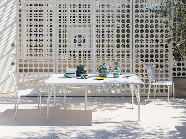 mobilier exterieur de jardin esthétique