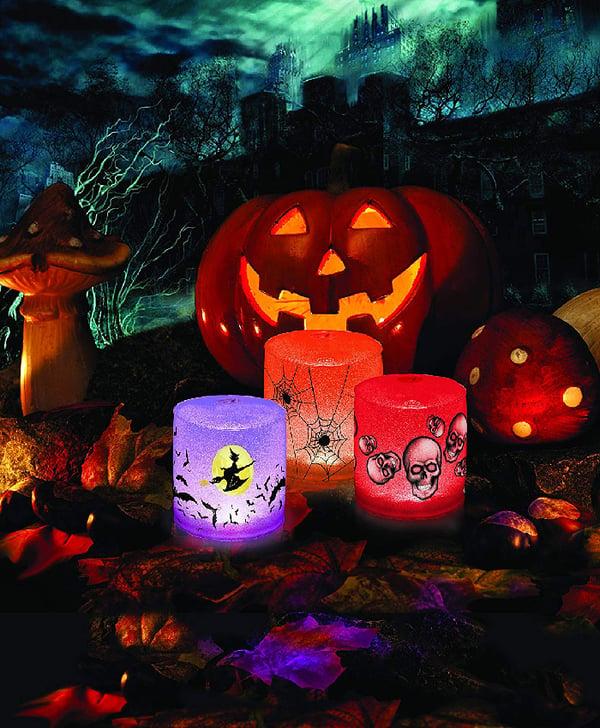 luci halloween